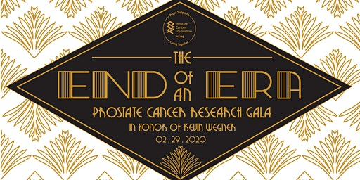 The End of an Era | Prostate Cancer Research Gala