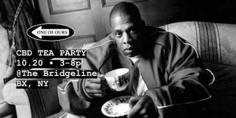 CBD Tea Party  tickets