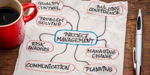 Project Management Essentials [3-Day Sudbury, Dec 9-11, 2019]
