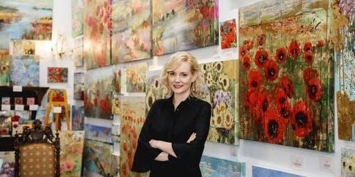 The Business of Art with SCAD Painting Alumna Tiffani Taylor