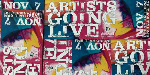 Artists' Going Live
