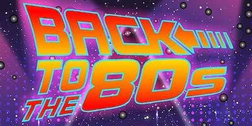 Back to the 80's Disco Night