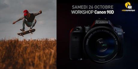 Journée Canon - Partez à la découverte de la gamme billets