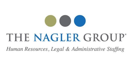 The Nagler Group SHRM PDC Presentation: Remote staff; how HR can manage, motivate and work with an remote employee base tickets