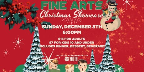 Fine Arts Showcase and Dinner Theatre tickets