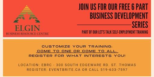 All About Marketing: Business Development Series #1