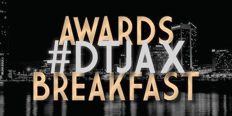 #DTJax Awards Breakfast tickets
