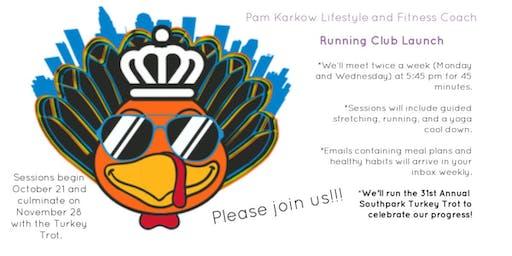 Pam Karkow's Running Club