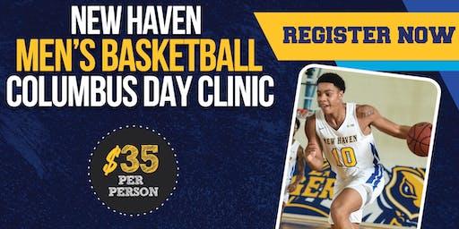 Men's Basketball Columbus Day Skills Clinic