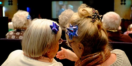 FILM : WHITE CHRISTMAS DEMENTIA-FRIENDLY SCREENING tickets