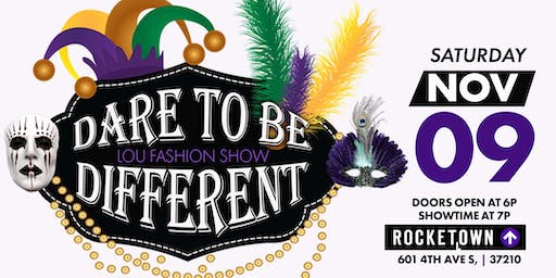 Dare To Be Different...,  a UNIQUE Experience!
