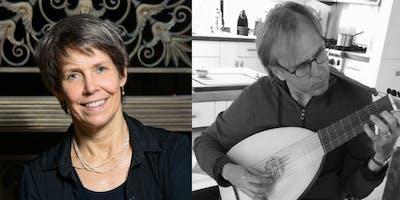 Genesee Reading Series: Joanna Scott and James Longenbach