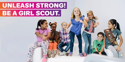Learn more about Girl Scouts and STEAM