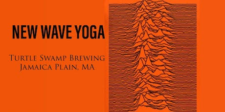 New Wave Yoga at Turtle Swamp Brewing (JP) tickets