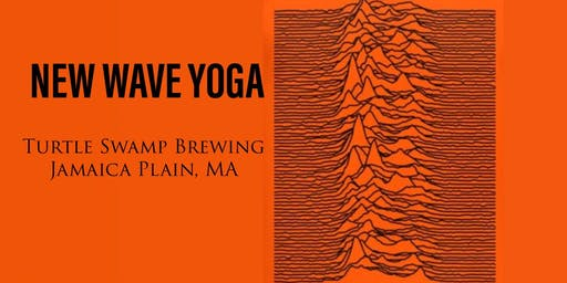 New Wave Yoga at Turtle Swamp Brewing (JP)
