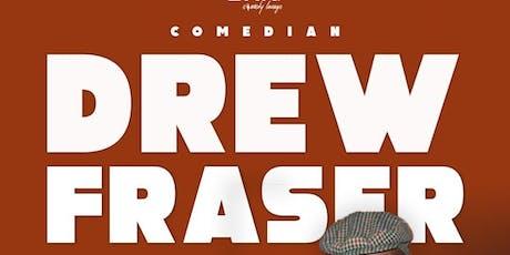 Comedian DREW FRASIER at OAK COMEDY LOUNGE tickets
