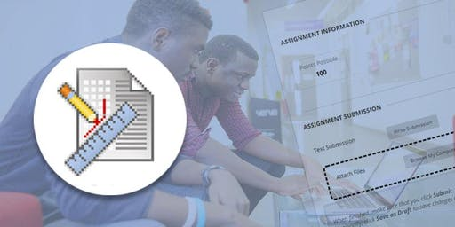 Weblearn Assignments and large file submission