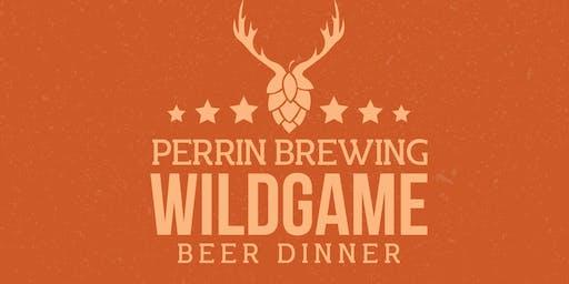 Perrin Wild Game Beer Dinner 2019