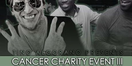 Cancer Charity Event Part 3 tickets