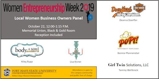 Women Entrepreneurship Week Event