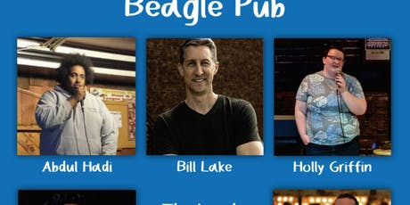 Comedy Night at The Beagle Pub tickets