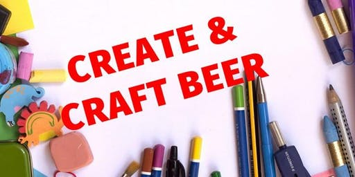 CREATE & CRAFT BEER 2 | Haus On The Hill