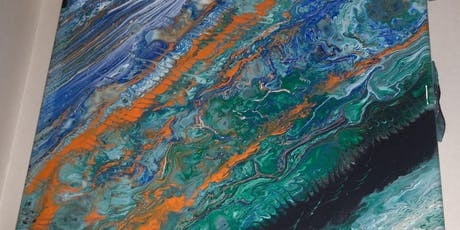 October Paint Pour @The Break- West Valley tickets