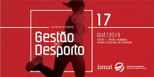 Conferência Ibérica Gestão do Desporto