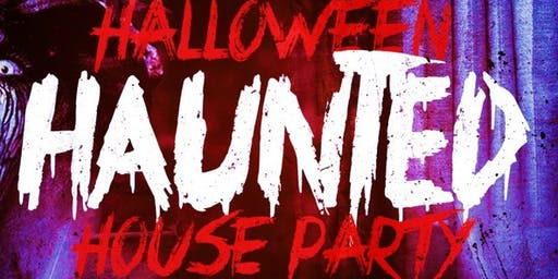 Haunted House Halloween Glow Party