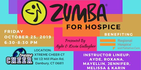 Zumba for Hospice! tickets