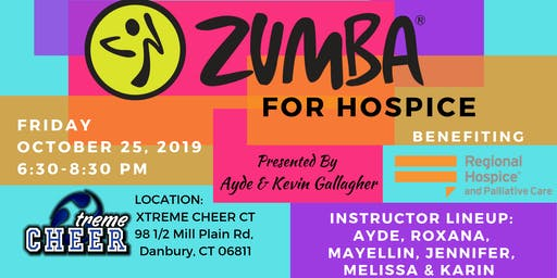 Zumba for Hospice!