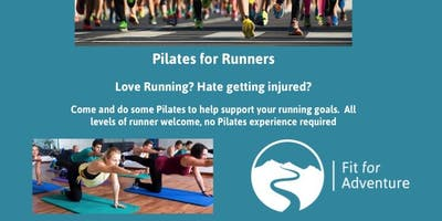 Pilates for Runners - Beginners Pilates