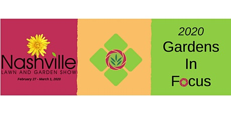 Nashville Lawn and Garden Show 2020 tickets