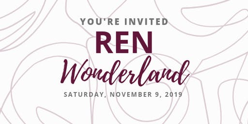 REN Wonderland 2019         Saturday, November 9