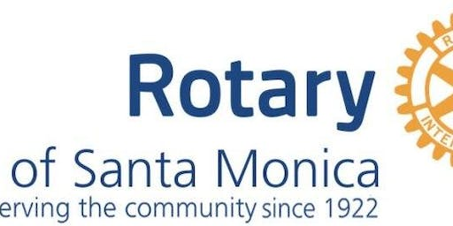 Rotary Club of Santa Monica 's 12th Annual Wine & Food Festival