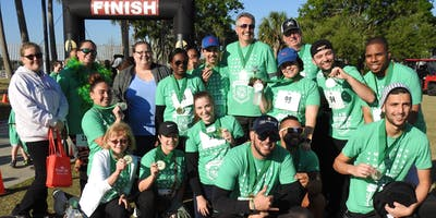 KUA Presents MARCH FOR MEALS St. Patrick's 5K Run/Walk