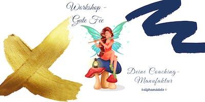 Workshop Gute Fee - alphamädels ©