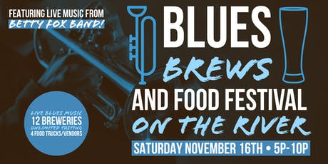Blues Brews and Food Festival 2019 tickets