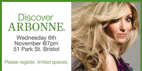 Discover Arbonne Bristol tickets