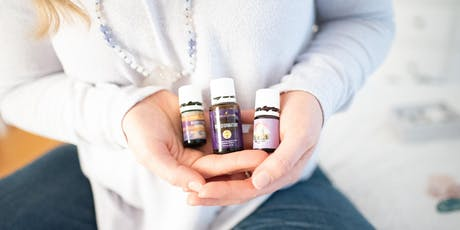 Spirituality + Oils: How to Use Essential Oils for Spiritual Growth tickets