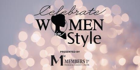 Celebrate Women in Style tickets