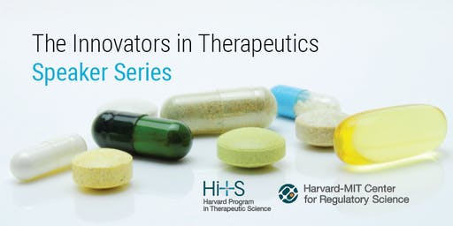 Innovators in Therapeutics Speaker Series with James (Jeb) Besser