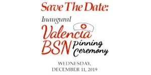 Valencia College's Inaugural BSN Pinning Ceremony & Reception