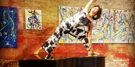 YOGA WITH LIVE PIANO tickets