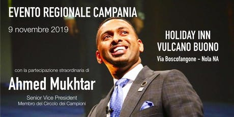 Regional Training Event Campania biglietti