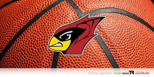 Del Valle vs Anderson FR/JV/Varsity Basketball (Boys)