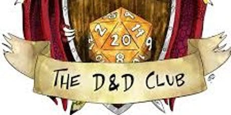 Dungeons and Dragons Adventures in the DEAD of Winter!!!! tickets