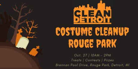 Costume Cleanup Rouge Park tickets