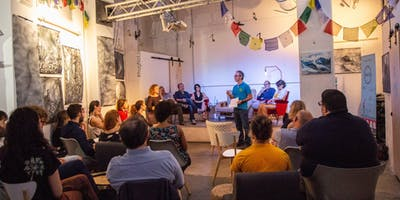 Salotto Culturale Milano - L'imprenditore e come lavorare in rete!