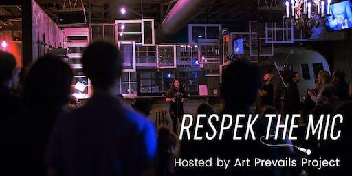 Respek the Mic! November 2019